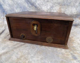 1920s Arborphone Consolidated Tube Radio Serial No Dx4514355 Vintage Electronics, Vintage Tube Radio, Vintage Radio, Vintage Electronics,