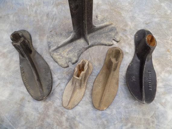 Forme de cordonnier pour chaussures dernier Boot dernière réparation x, support outil enclume acier fonte x, réparation pour chaussures de cordonnier, chaussure des formes, moules de chaussure, cordonnier Stand f0f8d1