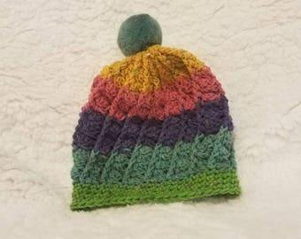 Anastasia Swirl Hat