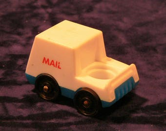 Fisher Price Little People Mail Truck