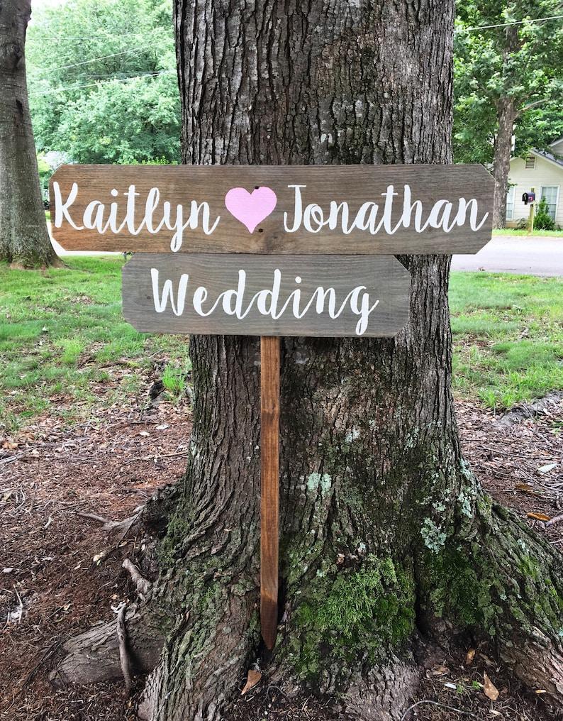 Reclaimed Recycled Upcycled Wedding Decor Personalized Wedding Sign Eco Friendly Wedding Sign Wooden Custom Rustic Boho Chic Wedding Sign