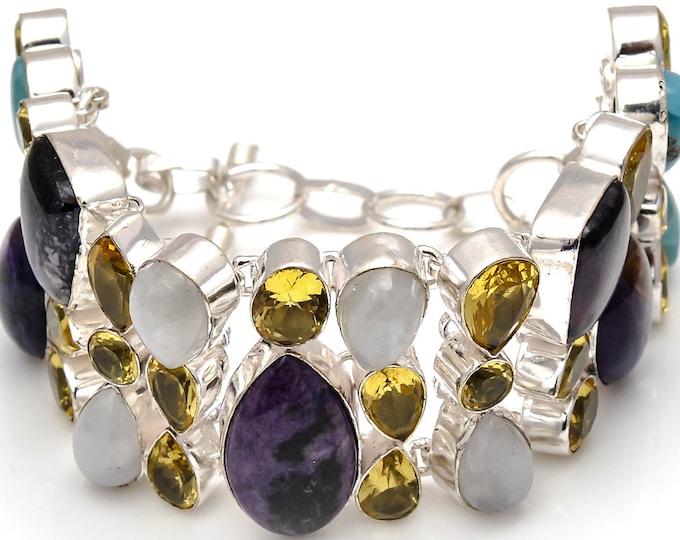 Charoite Bracelet B3760