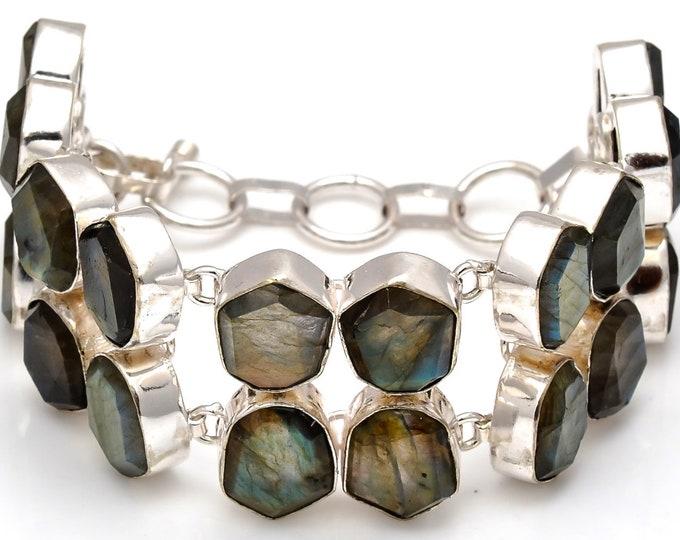 Labradorite Bracelet B3770