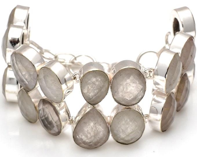 Rutile Quartz Bracelet B3747