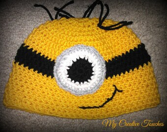 Minions! Male or Female minions are custom made to order for your size. 825a3ef343ef