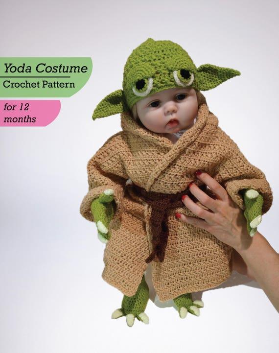 Cómo tejer Amigurumi baby yoda a crochet - PARTE 1 - YouTube   721x570