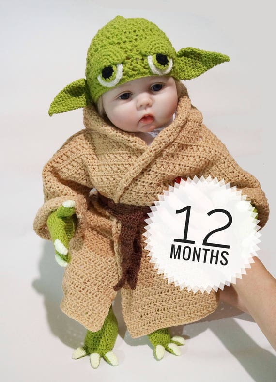 CRAFTS] THIS AMIGURUMI BABY YODA IS SO CUTE YOU'LL SPIT OUT YOUR ... | 788x570