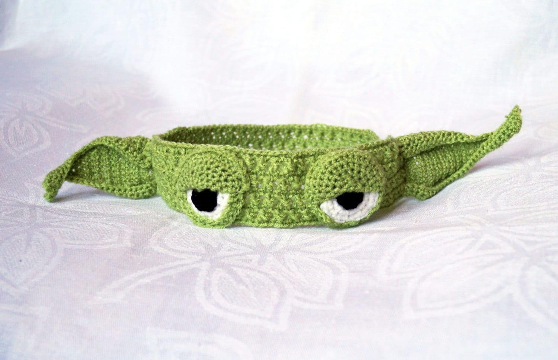 Perfect Free Yoda Hat Crochet Pattern Gallery - Easy Scarf Knitting ...