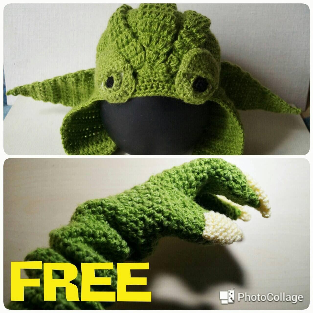 Yoda Hat Crochet Pattern Yoda Gloves Pattern Pdf Star Wars Etsy