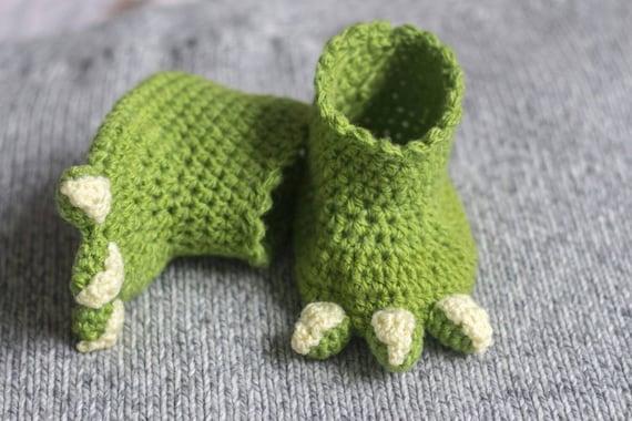 Yoda Booties Star Wars Crochet Pattern PDF Crochet Slippers Etsy Impressive Star Wars Crochet Patterns