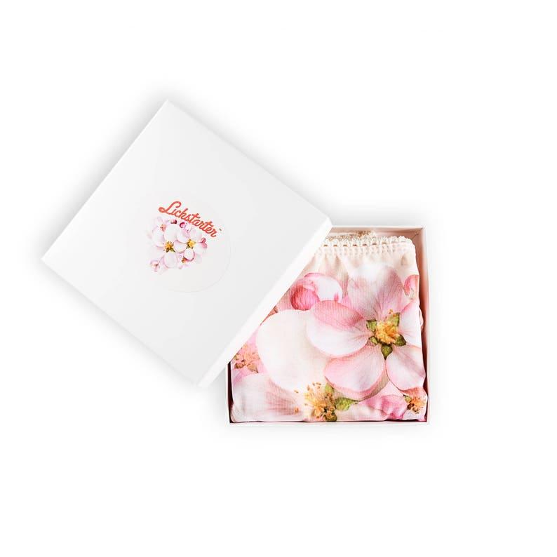 Apple blossom festival underwear by Lickstarter