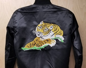 Tiger Jacket Etsy