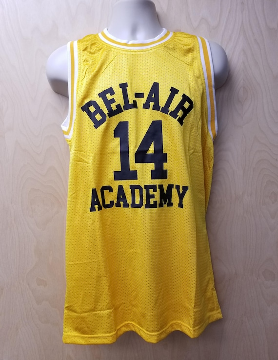 Bel-Air Academy Will Smith Jersey Basketball Uniform TV Show  9bfb5c5fa0bd