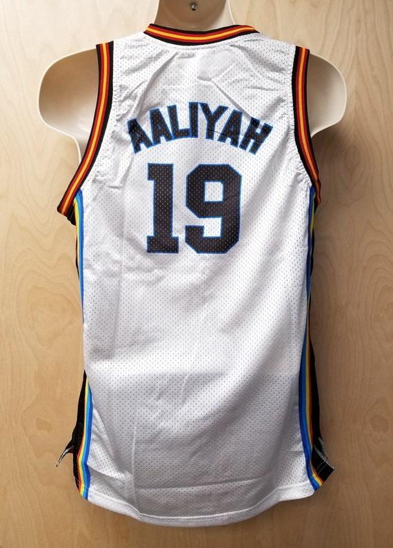 Bricklayers Aaliyah Jersey Basketball Uniform Rock N Jock  5642e2e0d