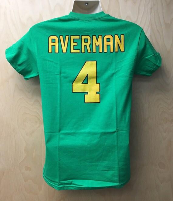 9f55352b7 Ducks Les Averman T-Shirt Jersey Uniform Halloween Costume Tee