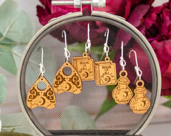 Full Set of Witchy Earrings