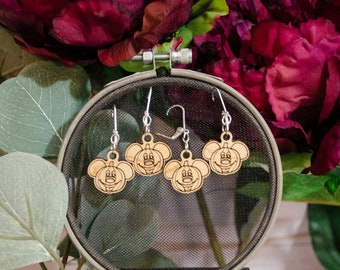 Mickey's Not So Scary Stitch Markers