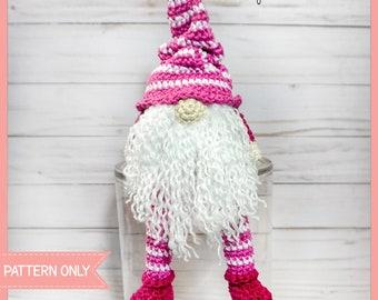 Gnome Crochet Pattern