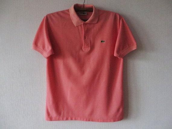 Peachy Lacoste Womens Polo Short Sleeve Golf Shirt Preppy Size   Etsy 971f0b054f5