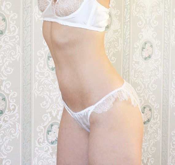 AND//OR Arabella Lace Briefs Black Size 10 New with Tag Free P/&P UK