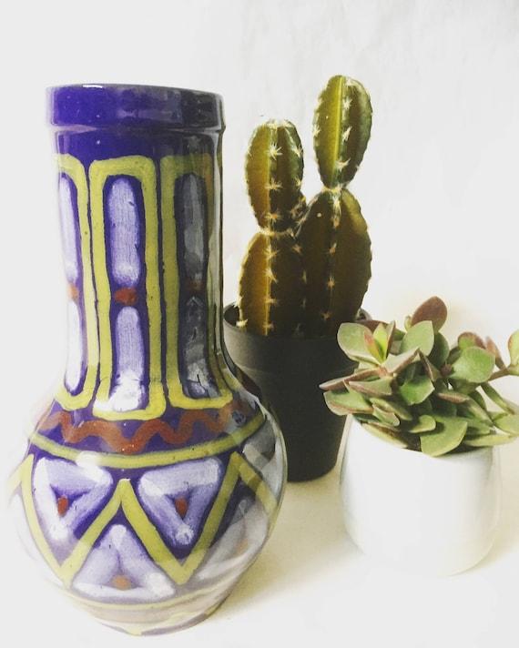 Bo Fajans/Gefle/vase/Rare/1920's/scandinavian modern