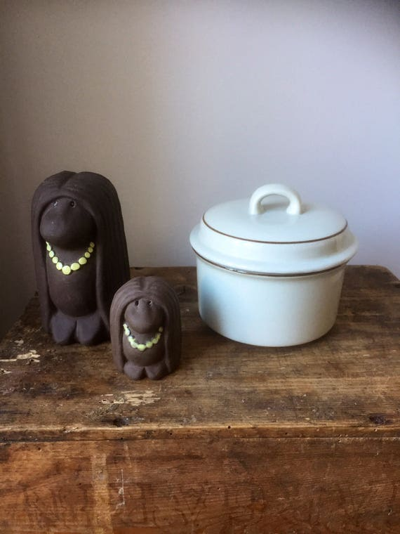 Sugar bowl/arabia/fennica/Finnish design/ulla Procope/Richard Lindh/pot with lid