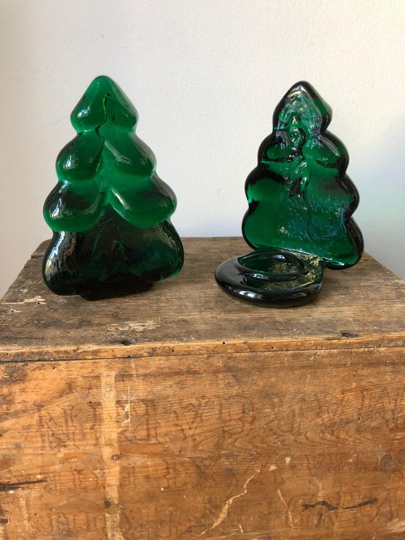 Kerzenhalter Für Weihnachtsbaum.Kerzenhalter Aus Glas Weihnachtsbaum Boda Glass Grün Teelichthalter Teelichthalter Julgran Weihnachten Skulptur Figur