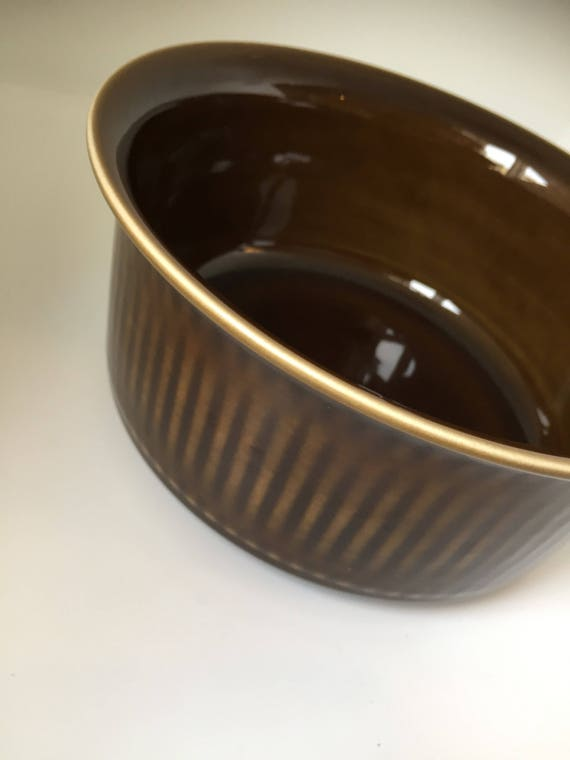 Vintage/Egersund/Norway Ceramic/ bowl/1970s/Norwegian/design/Kaare Blokk Johansen