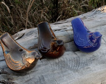 Ceramic Cuckoo Whistle