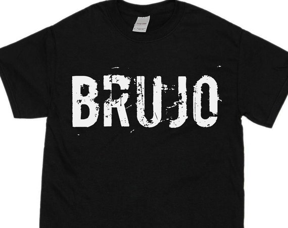 Brujo - Witchcraft tee by Left Hand Craft - Satanic Clothing