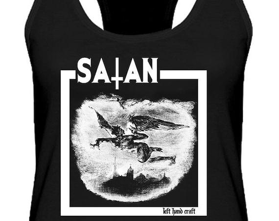 Satan / Mephistopheles - Women's Racerback Tank