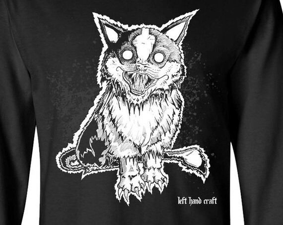 Demonicat - Long Sleeve Shirt