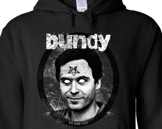 Bundy pullover hoodie