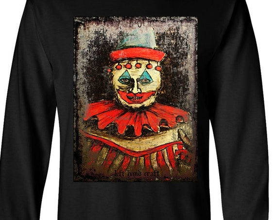 Pogo the Clown - Long Sleeve Shirt