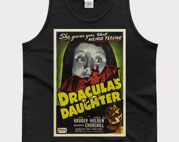 Dracula's Daughter - Classic Horror Movie Tank Top