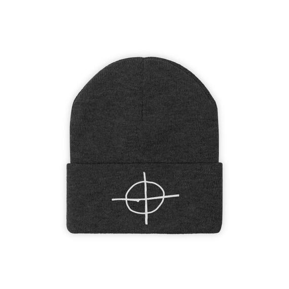Zodiac Symbol Knit Beanie