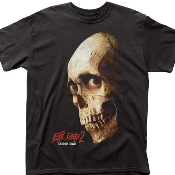 Evil Dead 2: Dead By Dawn II - Officially Licensed Tee - Size XL Only