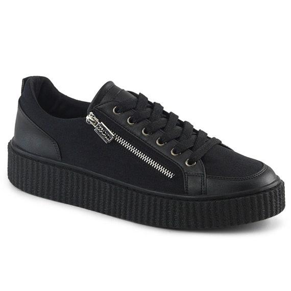 Demonia Men's -  Razor Blade Sneakers - SNEEKER-105