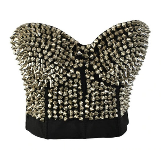 Spiked Bustier