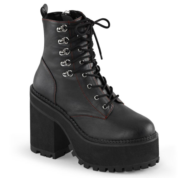 Demonia - ASSAULT-100 Women's Boots