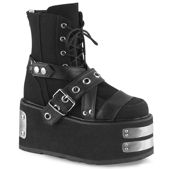 Demonia - DAMNED Women's Boots