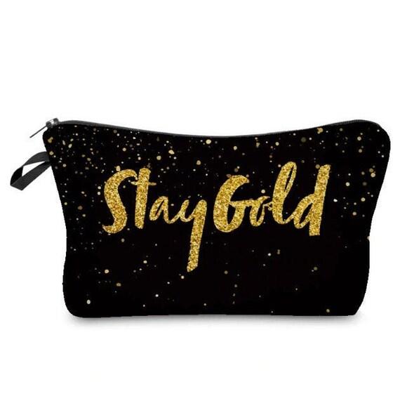 Stay Gold Money Bag