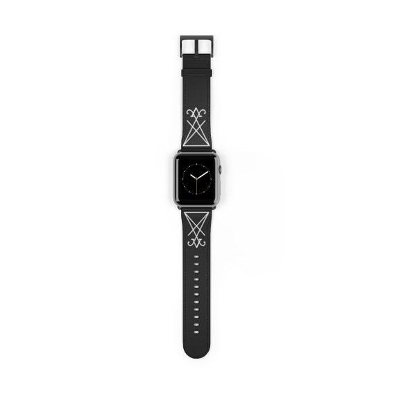 Sigil of Lucifer Smart Watch Band