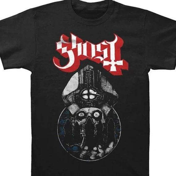 Ghost - Warrior - Officially Licensed Band Tee -  Size Small Only