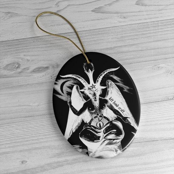 Baphomet Ceramic Ornaments