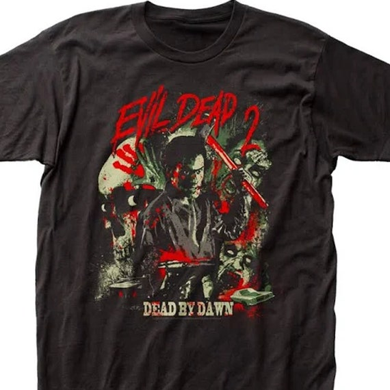 Evil Dead 2: Dead By Dawn - Officially Licensed Tee - Size XL Only