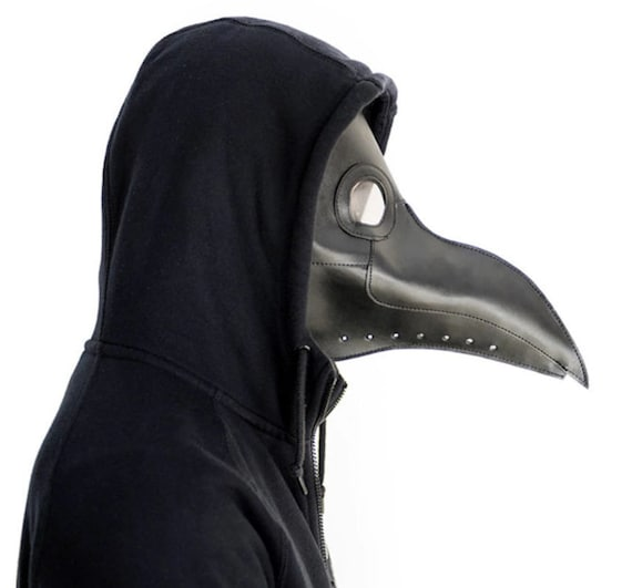 Plague Doctor's Mask - Coronavirus Attire