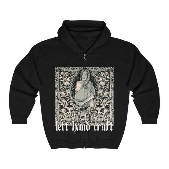 Demon Seed Heavy Blend Full Zip Hooded Sweatshirt