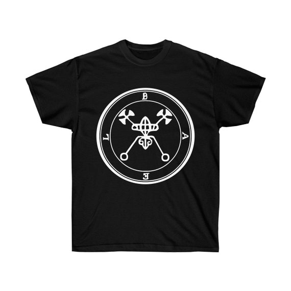 Bael Sigil - Demons of the Goetia - Unisex Ultra Cotton Tee