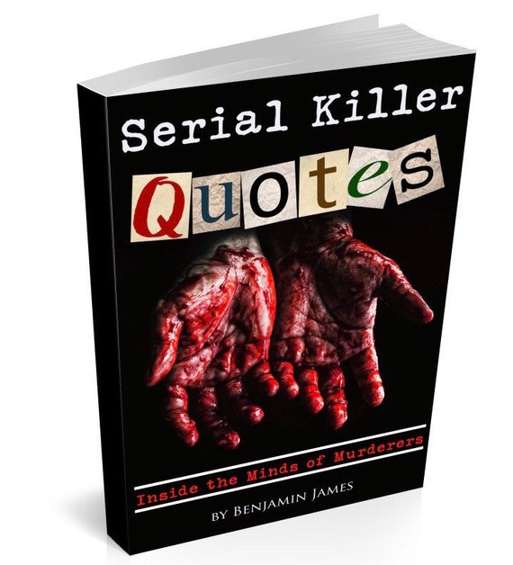 AUTOGRAPHED by Author - Killer Quotes